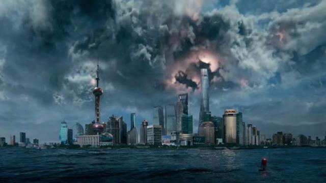 《全球风暴》整合多种超级灾难,看一部等于看十部灾难片