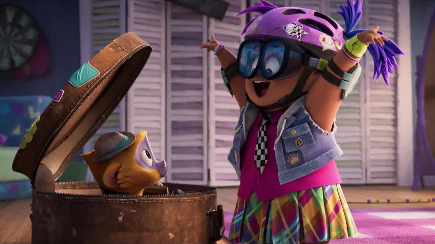 【疯狂原始人】导演最新动画力作《蜜熊的音乐奇旅》确认引进