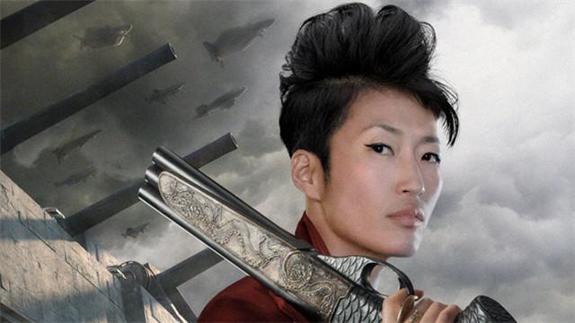 """【掠食城市】亚裔攻气女王""""杀""""到好莱坞演绎铁骨柔情"""