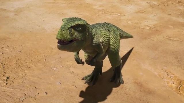 【恐龙王】小疙瘩遭遇了小恐龙们的排挤
