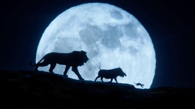 《狮子王》新预告:小辛巴萌翻天!刀疤、彭彭、丁满现身